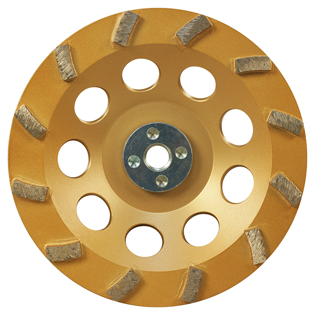Anti-Vibration Diamond Cup Wheels