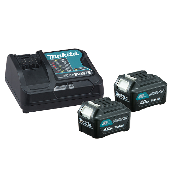 12V MAX CXT (4.0 Ah) Battery & Rapid Charger Kit