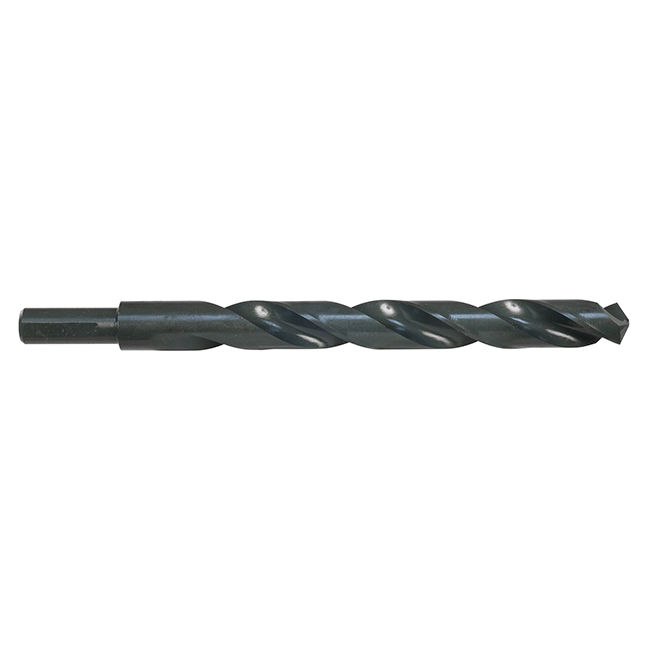 HSS-BO (Black Oxide) Twist Drill Bits