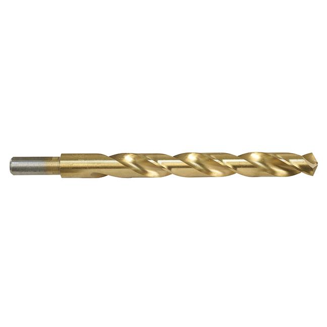 HSS-TiN (Titanium-Nitride) Twist Drill Bits