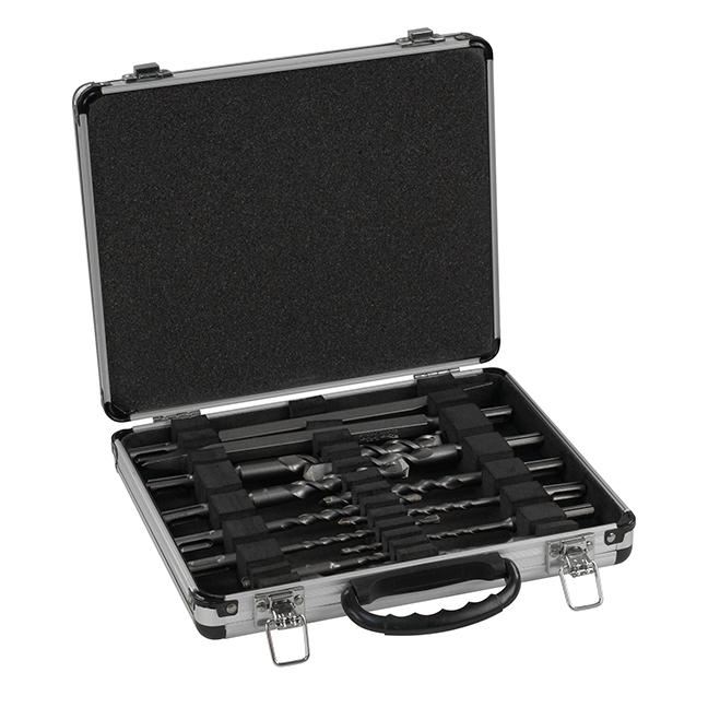 13 Piece SDS-PLUS Drill Bit & Chisel Set