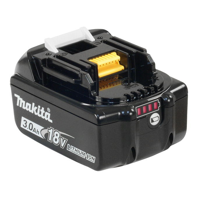 18V (3.0 Ah) Li-Ion Battery