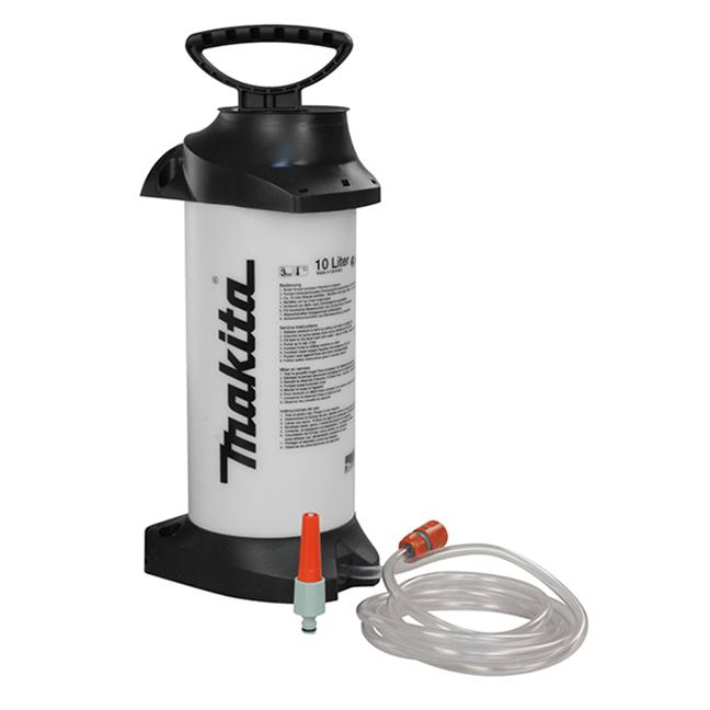 10L (2.5 Gal) Pressurized Water Tank