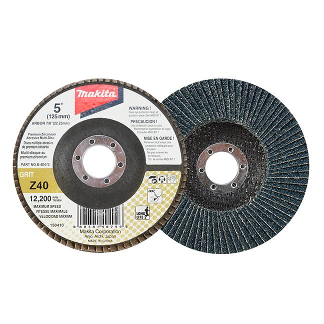 PREMIUM Zirconium Aluminum-Oxide Multi Discs