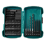 41 Pc Driver & Drill Bit Kit