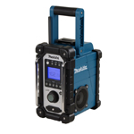 Cordless or Electric Jobsite Radio