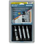 4 Piece Self-Centering Quad Driver Set