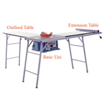 Porta-Table Extension System
