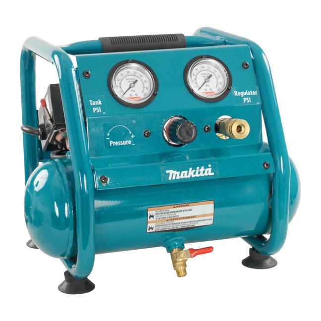 makita air compressor mac5200 manual