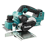 Cordless Planer with Brushless Motor
