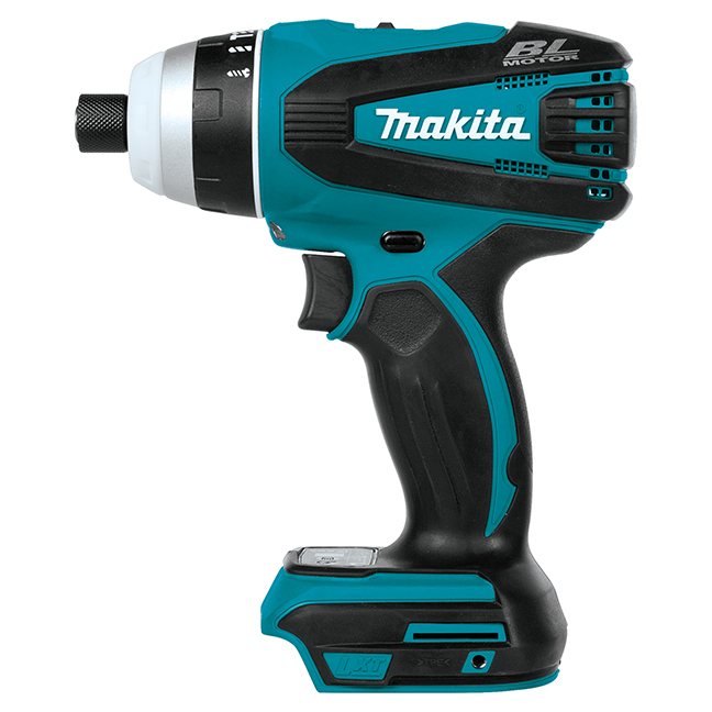 Makita DTD171 18V Brushless 4-Stage Impact Driver with 1 x 5.0Ah Battery