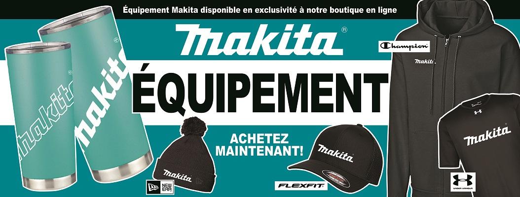 Makita Promo Gear