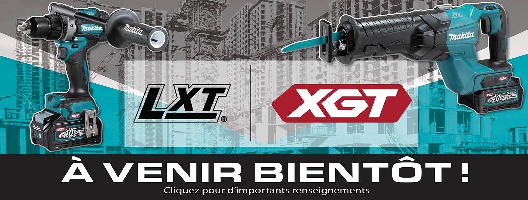 New XGT System