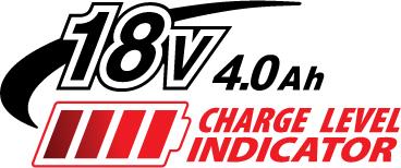 18V 4.0Ah Battery